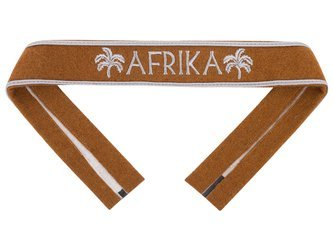 Afrika korps armband for EM/NCO - wool, embroidery - repro