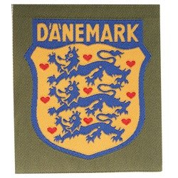 Dänemark patch - BeVo - repro