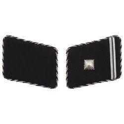 Early SD collar tabs - Scharführer - repro