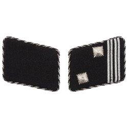 Early SD collar tabs - Sturmscharführer - repro