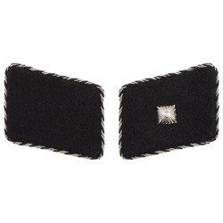 Early SD collar tabs - Unterscharführer - repro