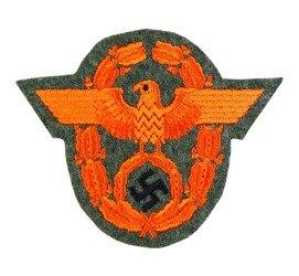 Feldgendarmerie Adler - sleeve patch - repro