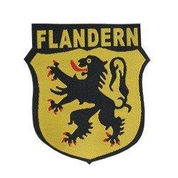 Flandern patch - BeVo - repro