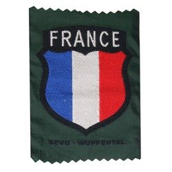 France patch - BeVo - repro