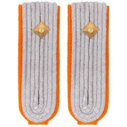 Gendarmerie Oberleutnant shoulder boards - repro