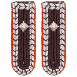 Gendarmerie RevierOberwachtmeister shoulder boards - repro