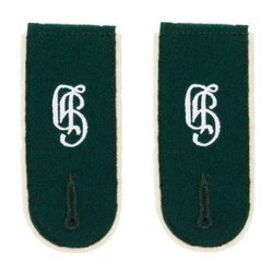 Grossdeutschland shoulder boards - infantry - repro