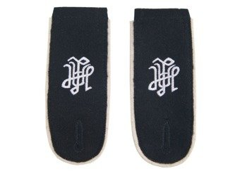LSSAH Infantry shoulder boards - repro