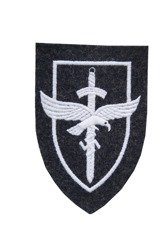 LW Flakhelferin sleeve patch - repro