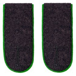 LW shoulder boards - field divisions - green - repro