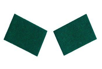 Luftwaffe collar tabs - field divisions - repro