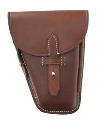 M1935 ViS holster - dark brown leather - repro