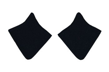 M1935 chemical collar tabs for greatcoat - repro