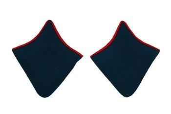 M1935 medical collar tabs for greatcoat - repro