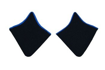 M1935 technical collar tabs for greatcoat - repro