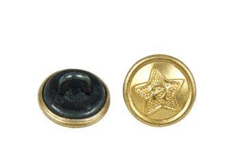 M1936 uniform button - golden - surplus