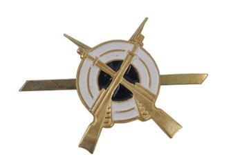 M1940 Infantry emblem - pair - repro