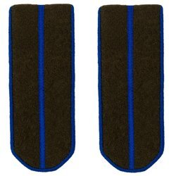 M1943 NKVD officer field shoulder boards - repro