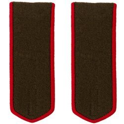 M1943 artillery and armoured field shoulder boards - repro