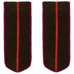 M1943 infantry field shoulder boards - officers - repro
