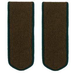 M1943 medical field shoulder boards - repro