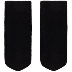 M1943 pioneers and technicians service shoulder boards - repro