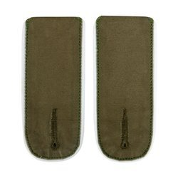M40 DAK shoulder boards - infantry