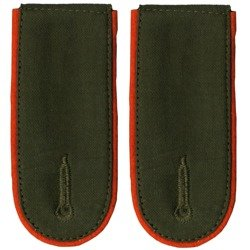 M40 DAK shoulder boards - military police / gendarmerie
