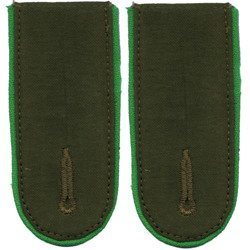 M40 DAK shoulder boards - mountain troops
