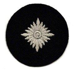 Oberschutze patch - SS - black - repro