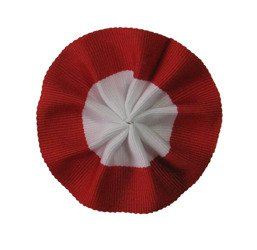 Polish national colours cockade - 6 cm