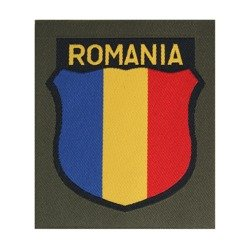 Romania patch - BeVo - repro