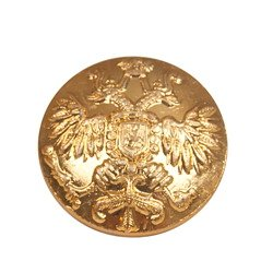 Russian Imperial Army button - 22 mm - repro