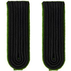 SD Mann shoulder boards - repro