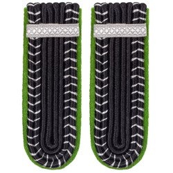SD Rottenführer shoulder boards - repro