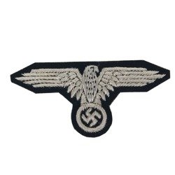 SS Officer sleeve adler - embroidered - repro