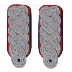SS higher officer shoulder boards - artillery