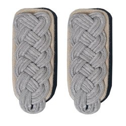 SS higher officer shoulder boards - infantry