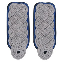SS higher officer shoulder boards - medical