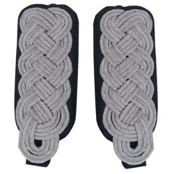 SS higher officer shoulder boards - pioneers