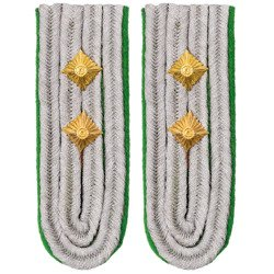 SchuPo Hauptmann shoulder boards - repro