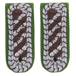SchuPo Meister shoulder boards - repro