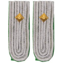 SchuPo Oberleutnant shoulder boards - repro