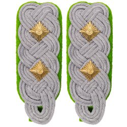 SchuPo Oberst shoulder boards - repro