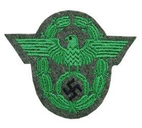Schutzpolizei Adler - sleeve patch - repro
