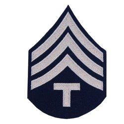 Technician 4th Grade insignia - pair - repro