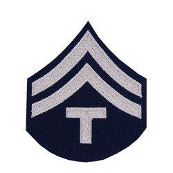 Technician 5th Grade insignia - pair - repro