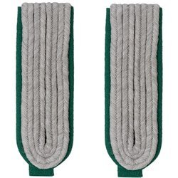 WH Officer shoulder boards - civil specialists