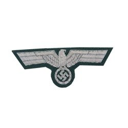 WH Offiziers Adler - Heer officer breast eagle - embroidered - repro