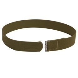 WH/SS EM Tropical belt - made of canvas strap with leather length regulation - repro